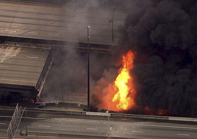 L'incendie d'Atlanta