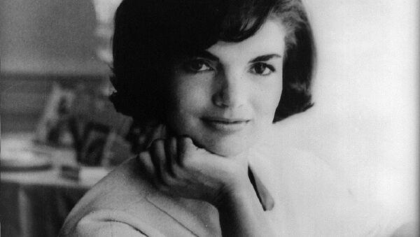 Jackie Kennedy - Sputnik France