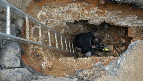 Une tombe de plus de 1.500 ans découverte en Chine - Sputnik France