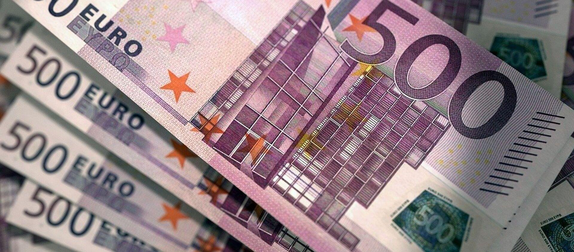 Euros - Sputnik France, 1920, 17.08.2021