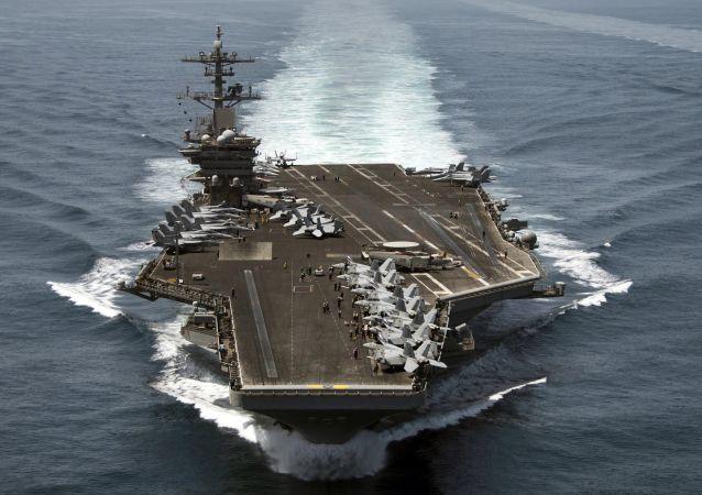 Présence US dans le Golfe