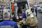 Une personne blessée dans le métro de Saint-Pétersbourg