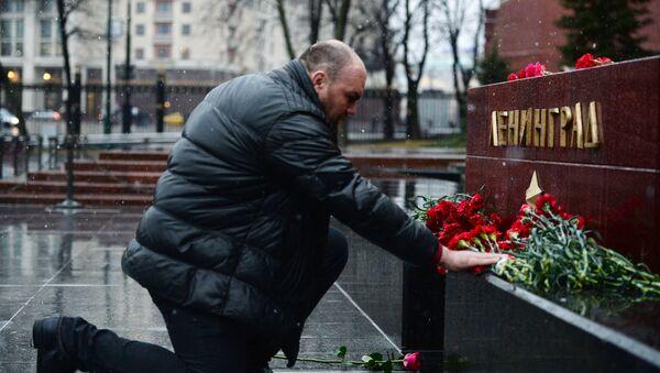 Vague de condoléances internationale après la tragédie dans le métro de St-Pétersbourg - Sputnik France