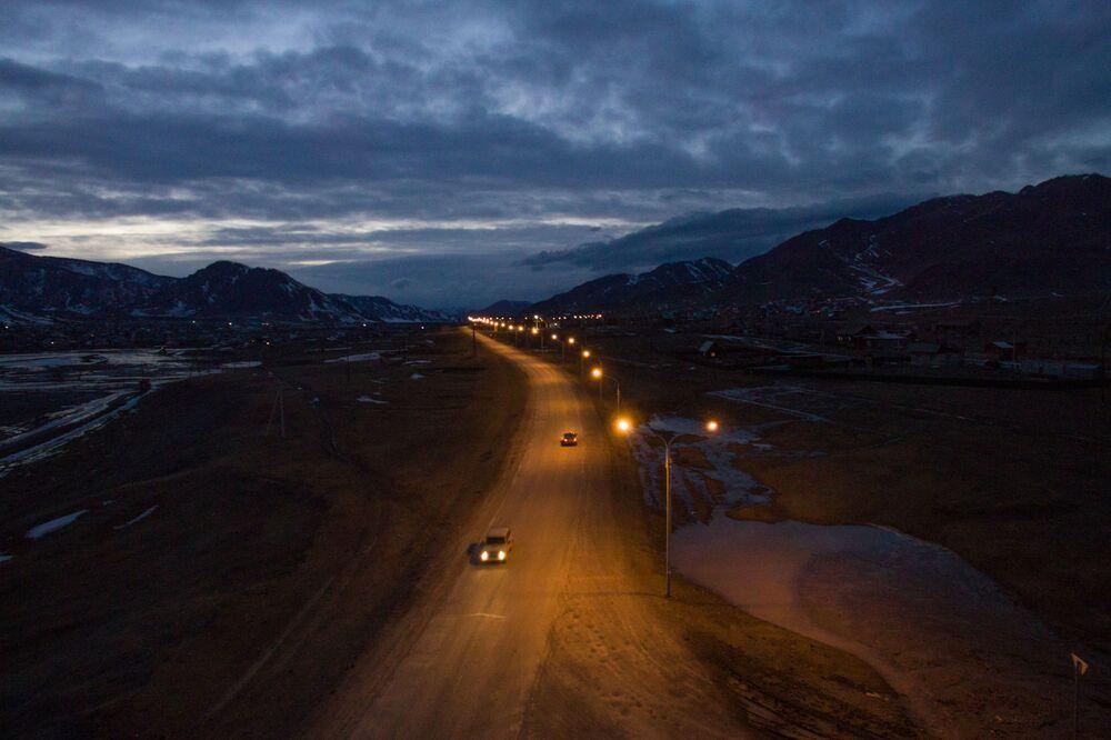 Voyage dans l'Altaï