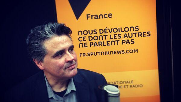 Bruno Riondel - Sputnik France