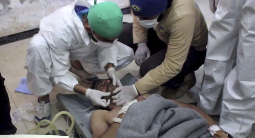 Attaque chimique d'Idlib