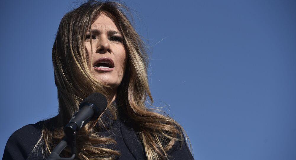 Que savons-nous de la First Lady US qui gagne rapidement en popularité