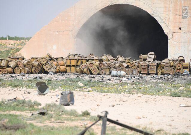 Ambassadeur de Syrie en Russie: la frappe US est un geste de soutien à Daech