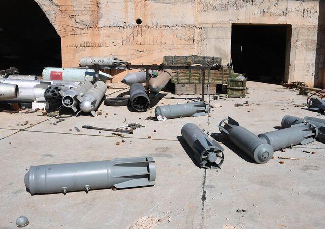 Conséquences des frappes US contre la base militaire Shayrat en Syrie