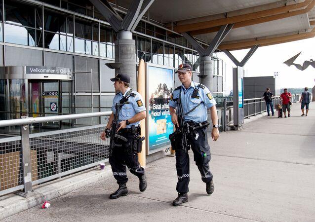Policiers norvégiens