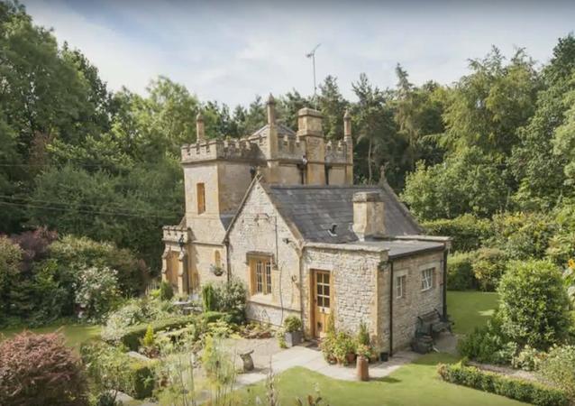 Le plus petit château UK
