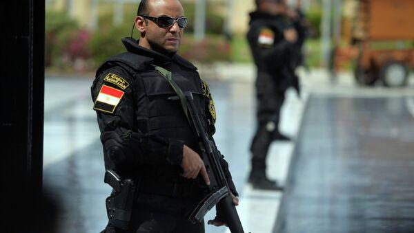 الشرطة المصرية - Sputnik France