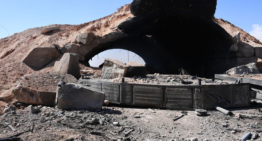Terreur, destructions et enfer: des Syriens parlent de l'attaque US
