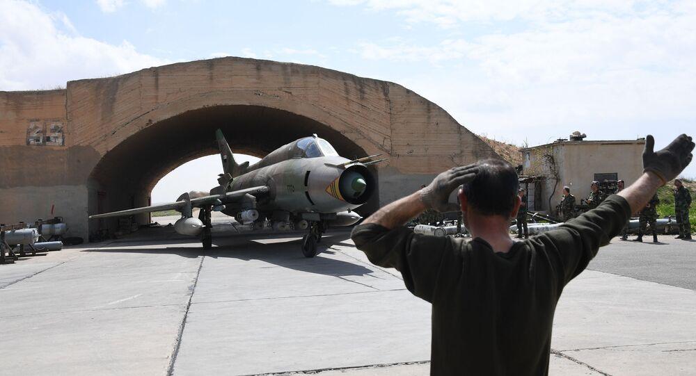 L'attaque américaine en Syrie manque son objectif