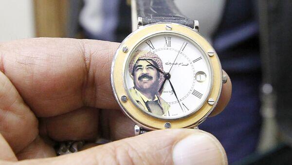 Saddam Hussein - Sputnik France