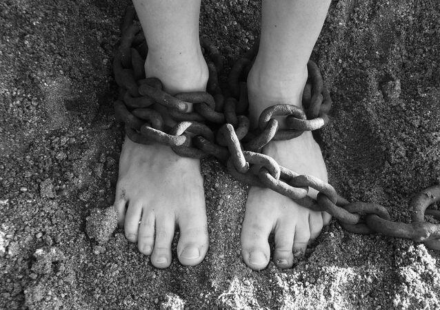 marché esclavagiste