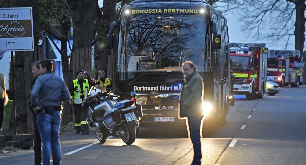Une lettre de revendication à Dortmund demande à Merkel de fermer la base US à Ramstein