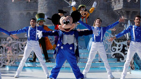 Disneyland Paris fête ses 25 ans - Sputnik France