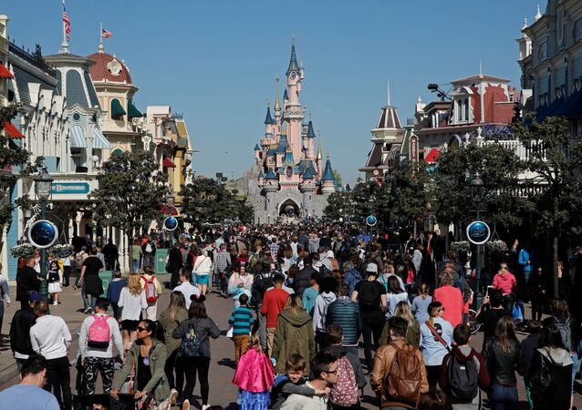 Disneyland de Paris
