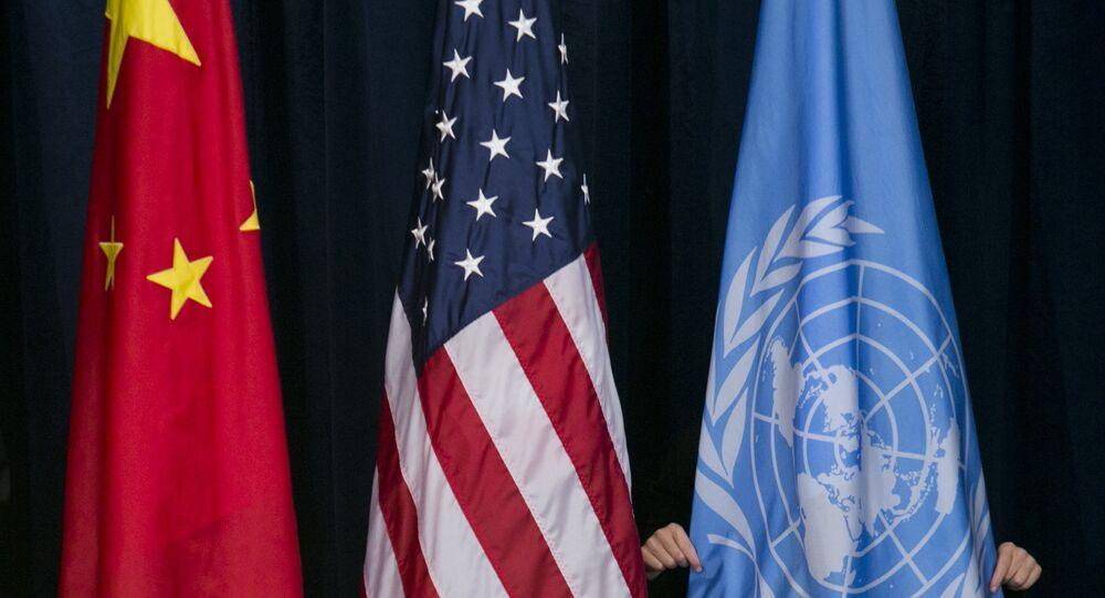 Pékin explique pourquoi il n'a pas voté la résolution sur le gazage en Syrie