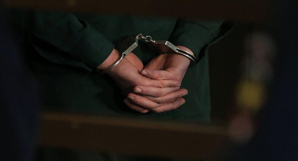 Criminalité en Ukraine