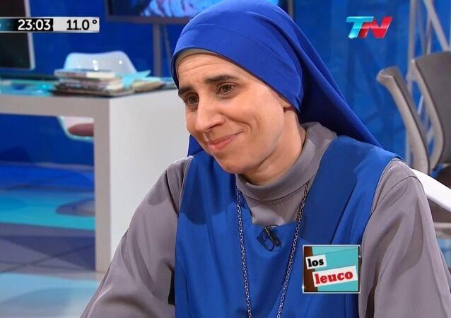missionnaire catholique Hermana Guadalupe