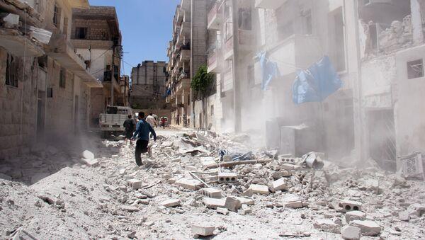 La ciudad de Idlib - Sputnik France