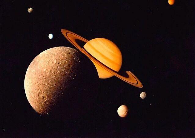 Le plus grand satellite de Saturne ressemble plus à Mars qu'à la Terre