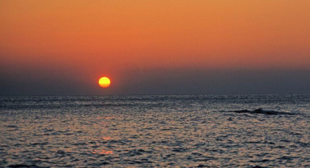 La mer du Japon (photo d'archives)