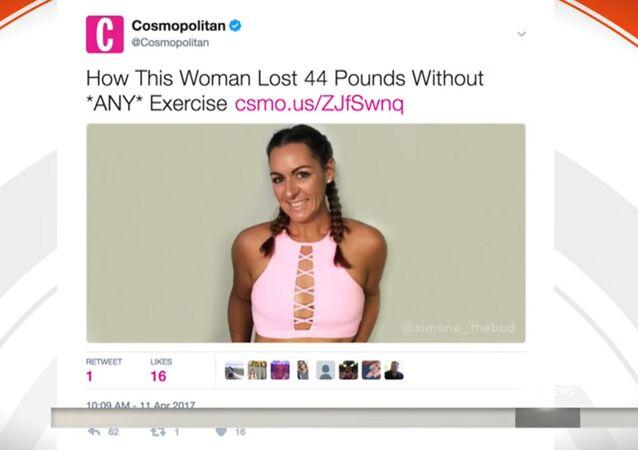 Régime miracle? Non, cancer: Cosmopolitan crée la polémique