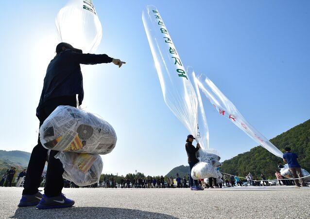 les militants sud-coréens, image d'illustration