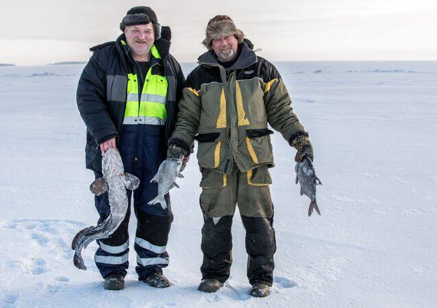Deux pêcheurs russes ont fêté Pâcques à la dérive… dans les eaux norvégiennes