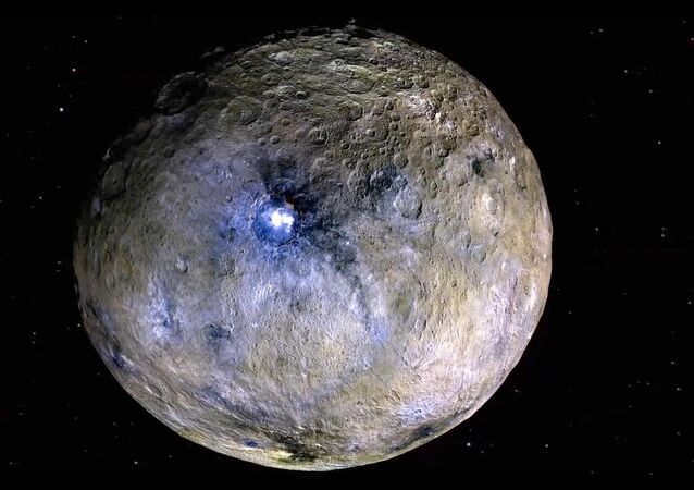La planète naine Cérès rend (de nouveau) perplexes les scientifiques