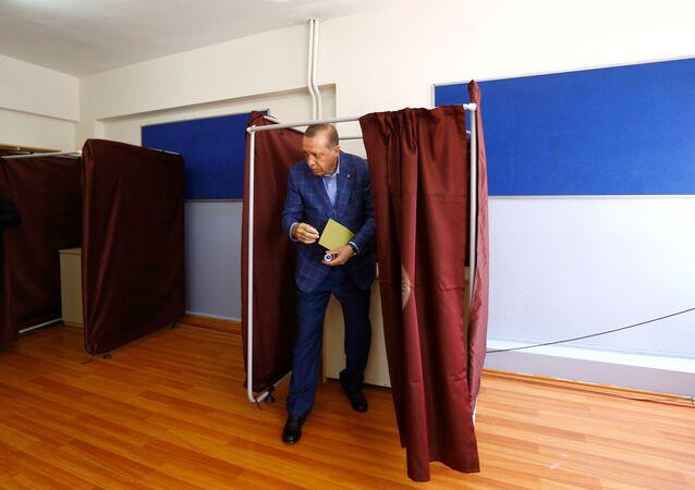 Référendum en Turquie