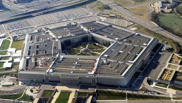 Le Pentagone, ministère de la Défense américaine - Sputnik France
