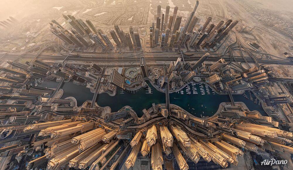 Dubaï, l'une des plus grandes villes des Emirats arabes unis