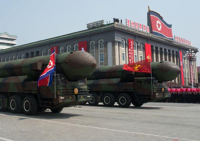 Pyongyang aurait voulu établir des relations avec Washington sur la base d'un équilibre de la terreur