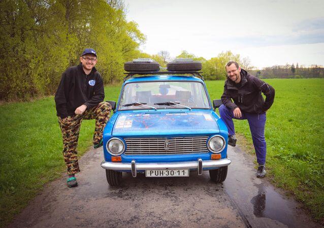 Automobilistes tchèques