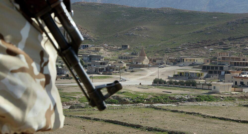 Les USA et la coalition antiterroriste s'arrangent avec Daech au lieu de le combattre