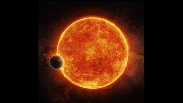 étoile LHS 1140 - Sputnik France