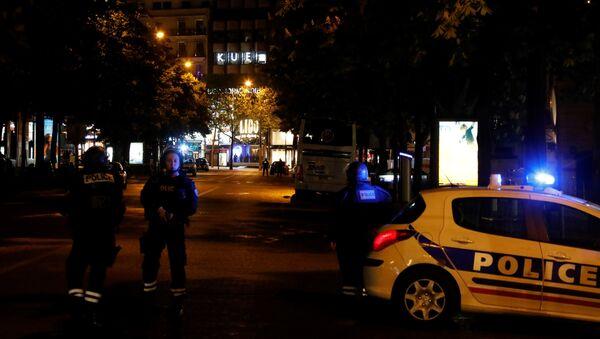 Le suspect abattu par la police après l'attaque de Paris - Sputnik France