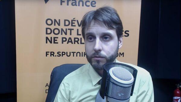 Fabien Niezgoda - Sputnik France