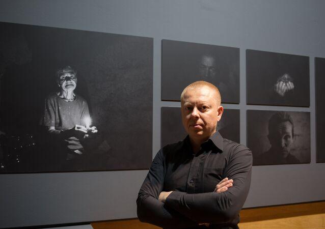 Le photojournaliste de Sputnik lauréat du World Press Photo veut aller en Syrie