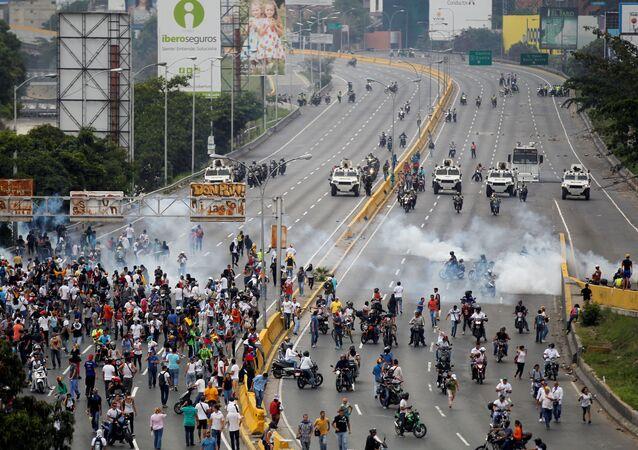 Violences au Venezuela
