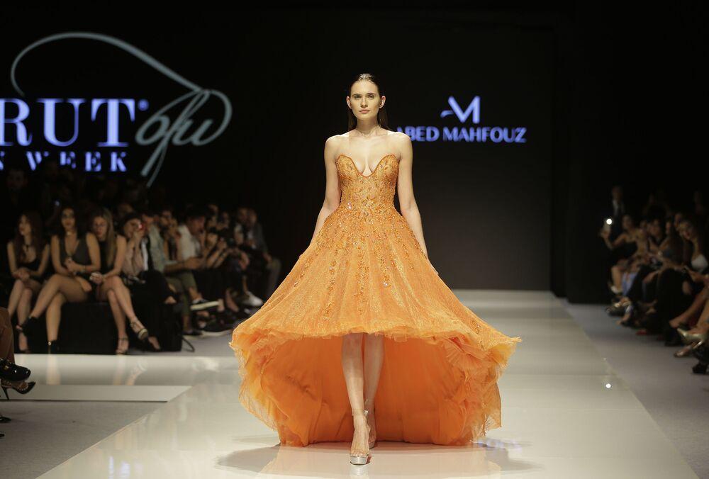 La Semaine de la mode à Beyrouth