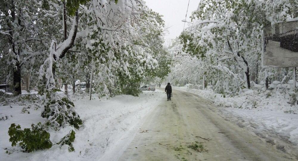 Les chutes de neige à Chisinau coûteront 2,7 M EUR à la municipalité