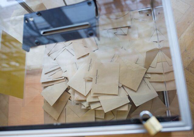 Premier tour de la présidentielle française: les résultats définitifs officiels publiés