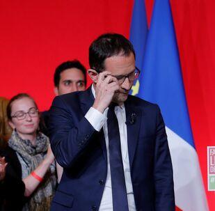 Benoit Hamon éliminé dès le premier tour des législatives