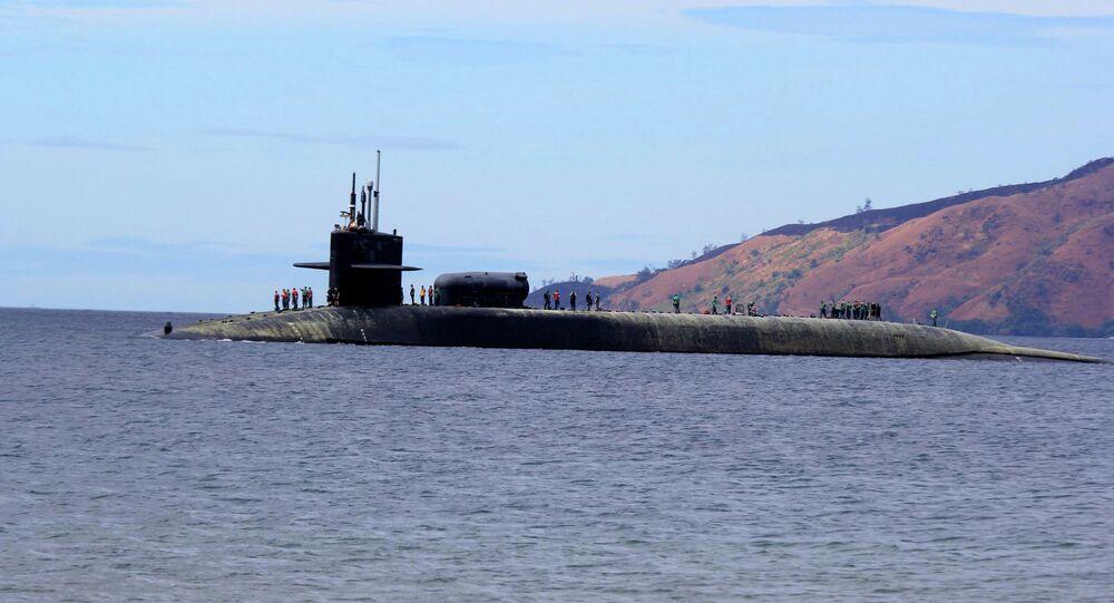 USS Michigan, classe Ohio