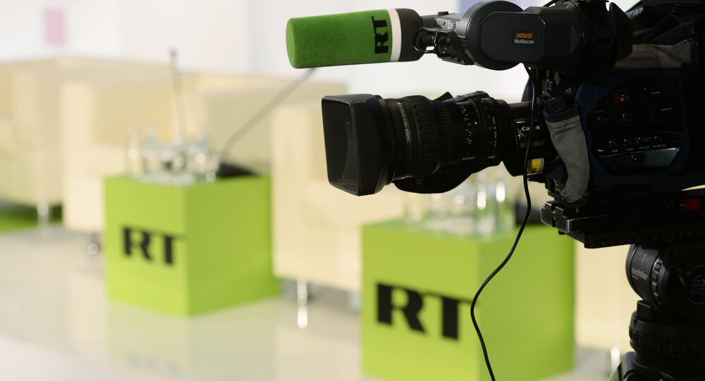 Logos de RT